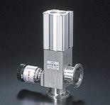 IVB/IVBL/IVBH 帶有慢排氣閥的加熱真空隔離閥